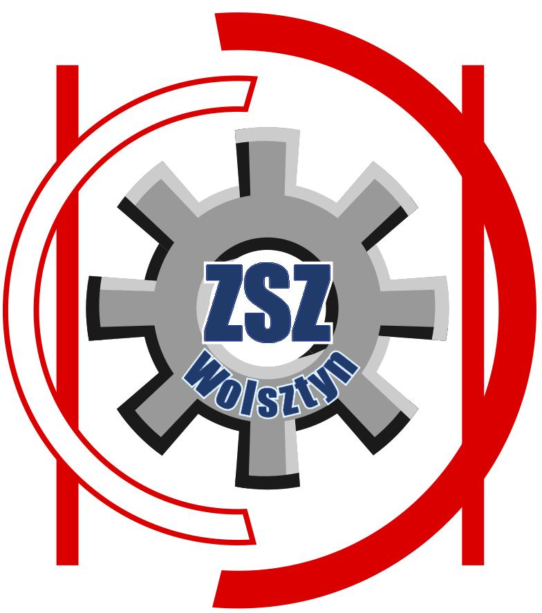 Logo ZSZ w Wolsztynie
