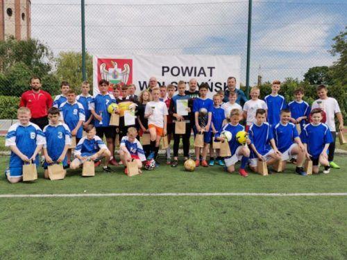 Read more about the article XI Wielkopolski Turniej Orlika